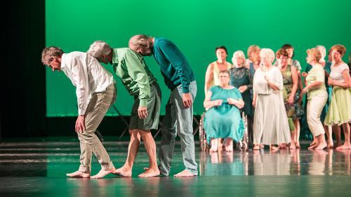 """tanzwärts 2016: """"Vier Jahreszeiten: Vom Werden und Gehen"""""""